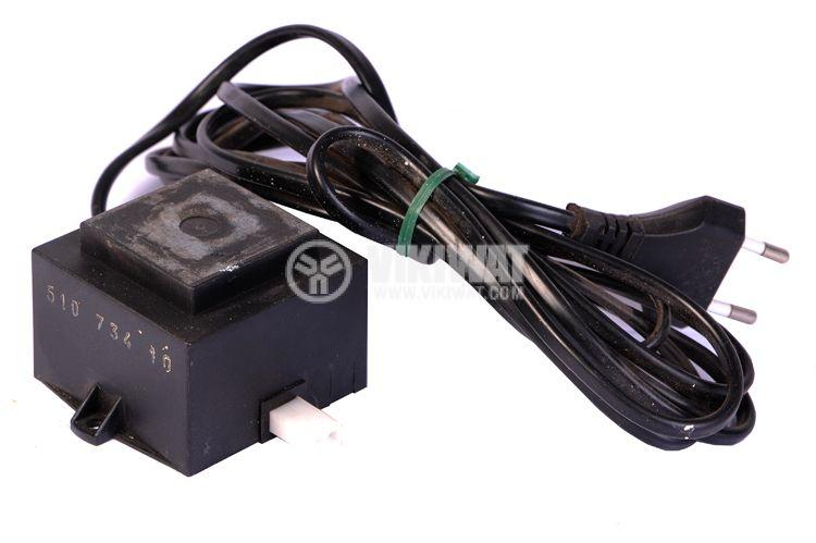 Трансформатор за печатен монтаж 220 / 6 VAC, 1.6 A