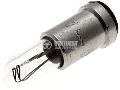 Специална лампа миниатюрна, 28 V, 0.024 A, T1