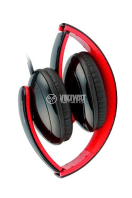 Microlab K360 Lightweight Stereo Headset - MIC-K360-BK  - 2