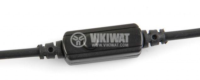 Microlab K360 Lightweight Stereo Headset - MIC-K360-BK  - 4