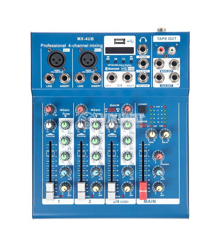 Professional mixer - 1