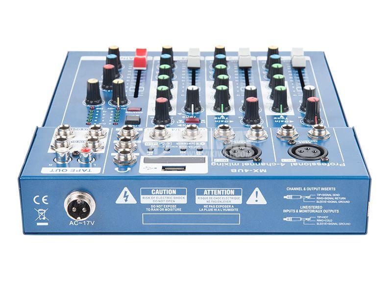Professional mixer USB - 3