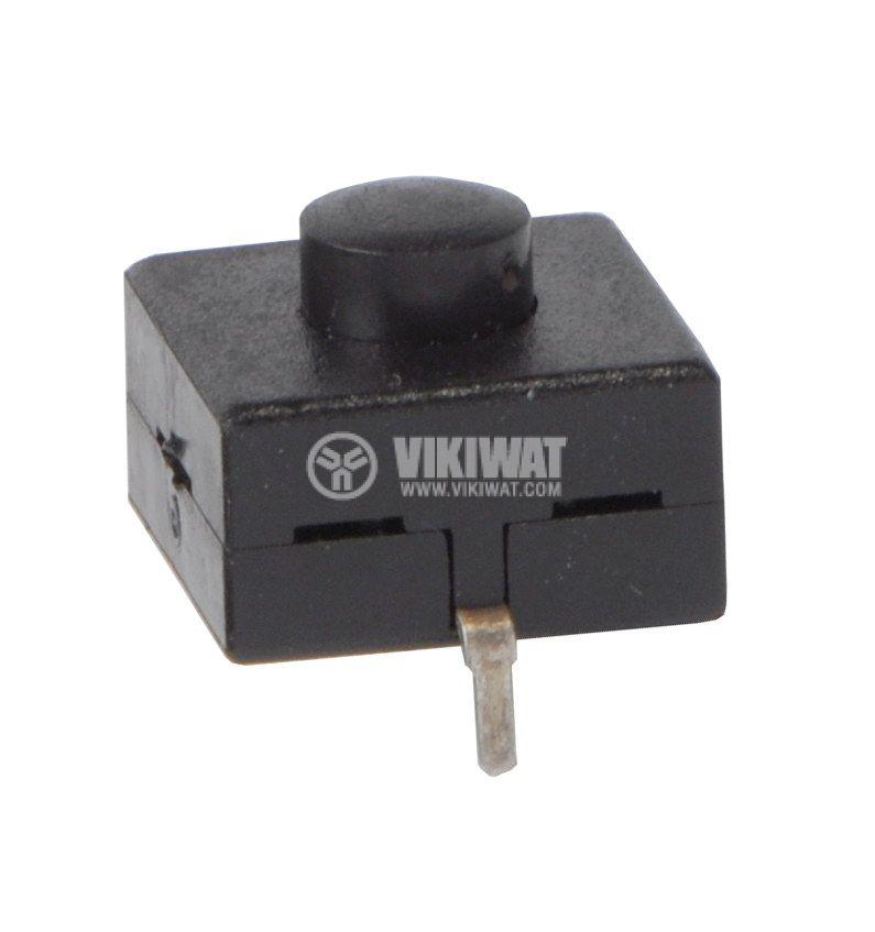 Irretentive Micro Switch KAN-16, 0.5 A, 250 VAC, NO, SPST - 1