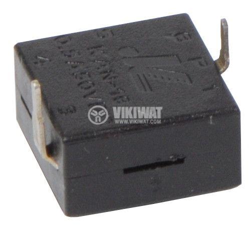 Irretentive Micro Switch KAN-16, 0.5 A, 250 VAC, NO, SPST - 2