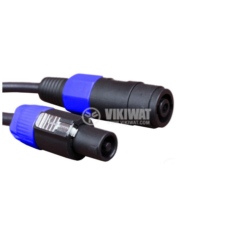 Cable, SPEAKON/m-SPEAKON/f, 10m - 1