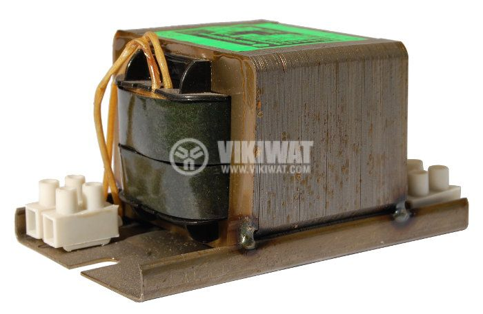 Shell Type Transformer, 230 VAC / 2 x 12 VAC, 60 VA - 1