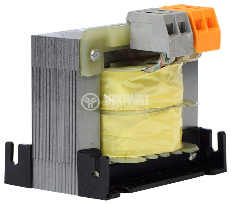 Shell Type Transformer, 230 / 24 VAC, 100 VA - 1