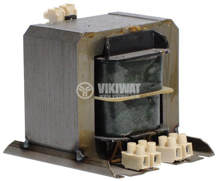 Shell Type Transformer, 380 VAC/ 220 + 42 VAC, 130 VA - 1