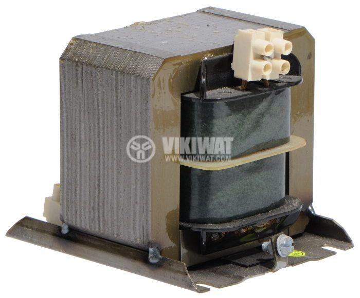 Shell Type Transformer, 380 VAC/ 220 + 42 VAC, 130 VA - 2