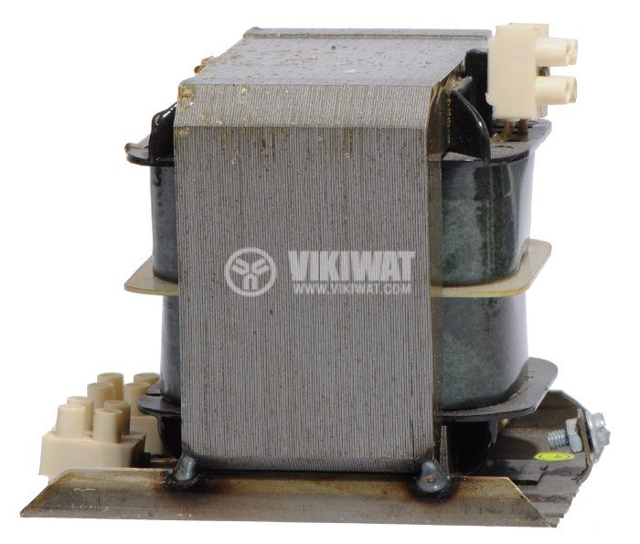 Shell Type Transformer, 380 VAC/ 220 + 42 VAC, 130 VA - 3