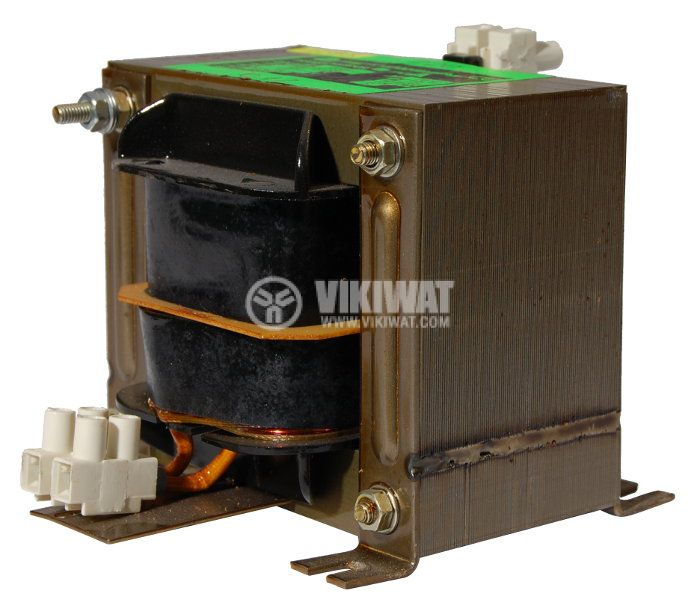 Shell Type Transformer, 230 VAC / 12 VAC, 150 VA - 1