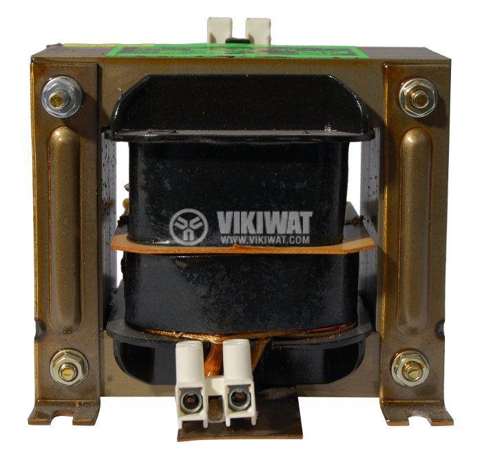 Shell Type Transformer, 230 VAC / 110 VAC, 150 VA - 3