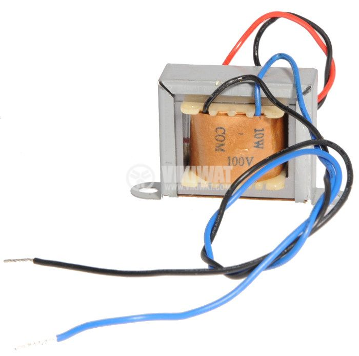 Аудио трансформатор 10 W, 70/100 V - 1