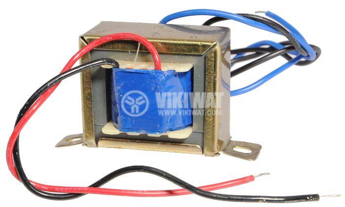 Аудио трансформатор 15 W, 70/100 VAC - 1