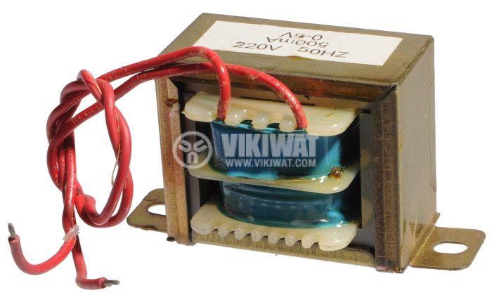 Трансформатор 230 / 6 VAC,  3 VA - 2