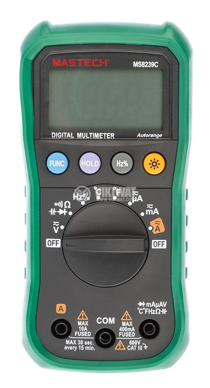 Ammeter MS8239C - 1