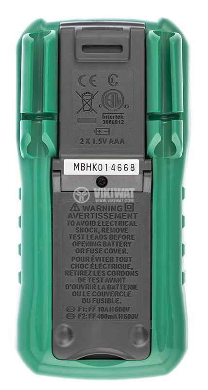 Ampere meter MS8239C - 3