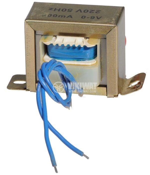 Трансформатор 220 / 9 VAC, 7.2 VA - 2
