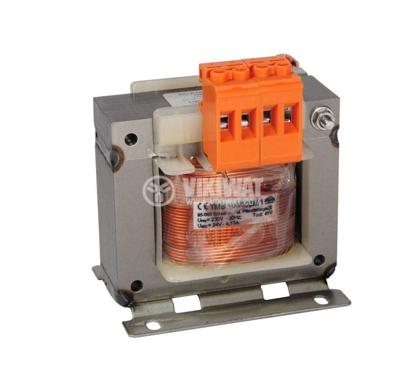 Трансформатор 230/24VAC, 100VA - 1