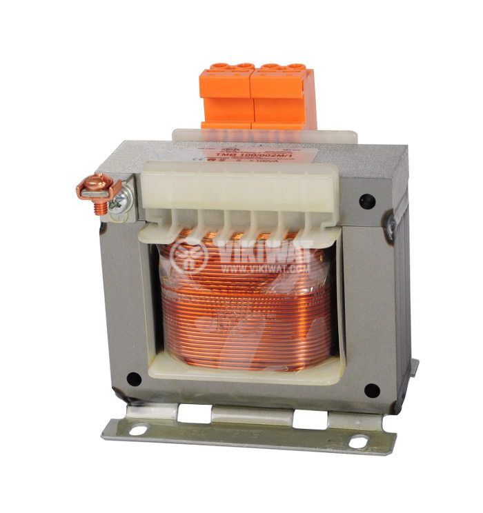 Transformer 230 / 24VAC, 100VA - 2
