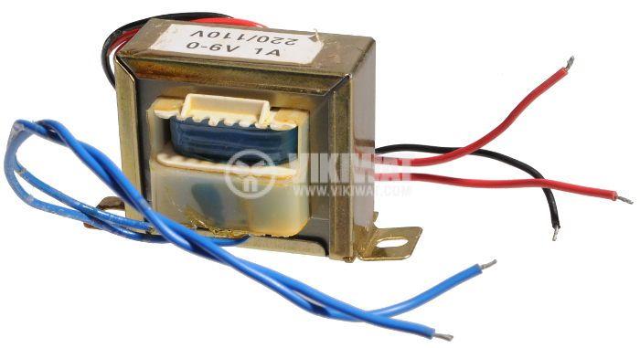 Трансформатор 220 / 6 VAC, 6 VA - 2
