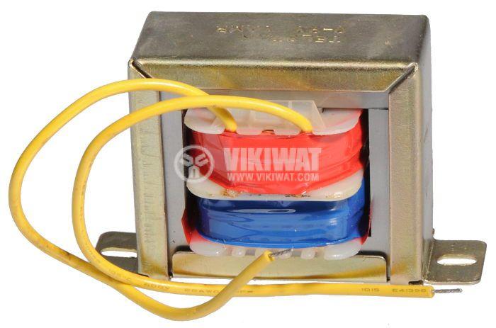 Трансформатор 220 / 9 VAC, 9 VA - 1