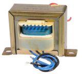 Трансформатор, 220 / 2 x 9 VAC, 18 VA