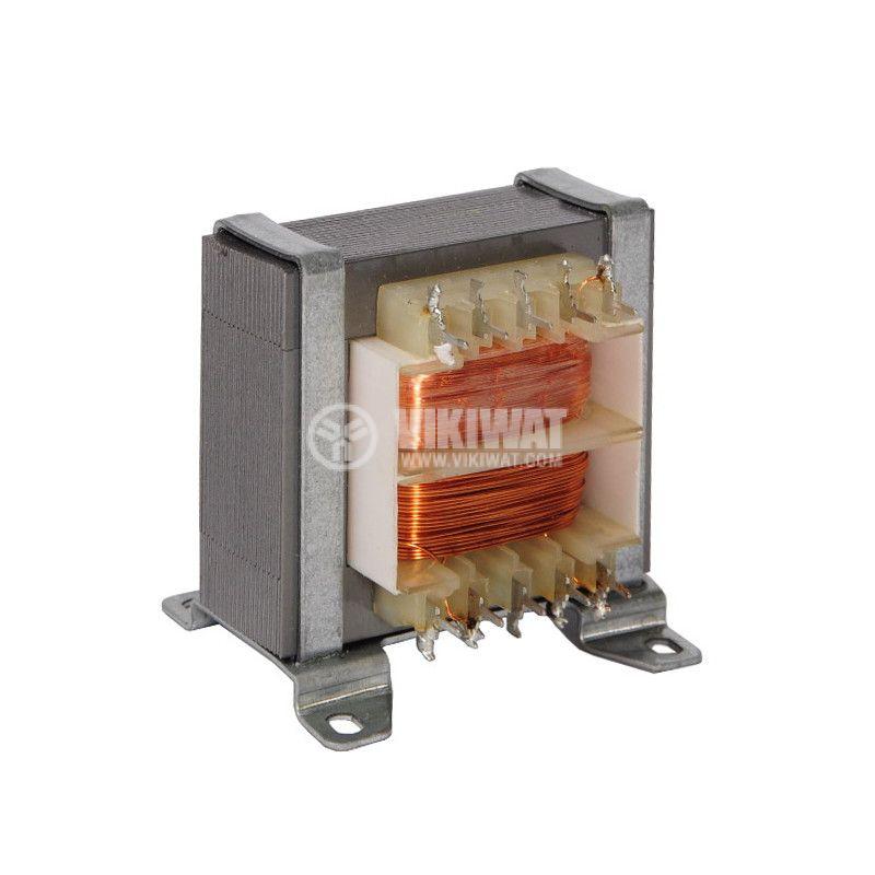 Transformer 230 / 2х12VAC, 2х6VA - 2