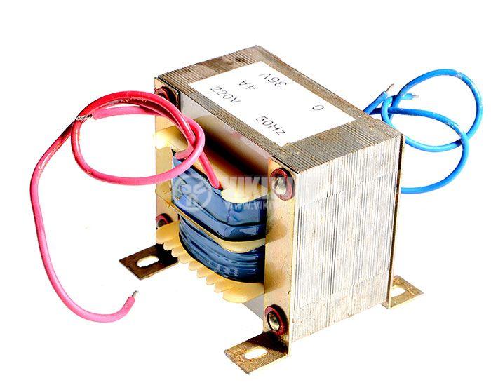Трансформатор 230 / 36 VAC, 144 VA