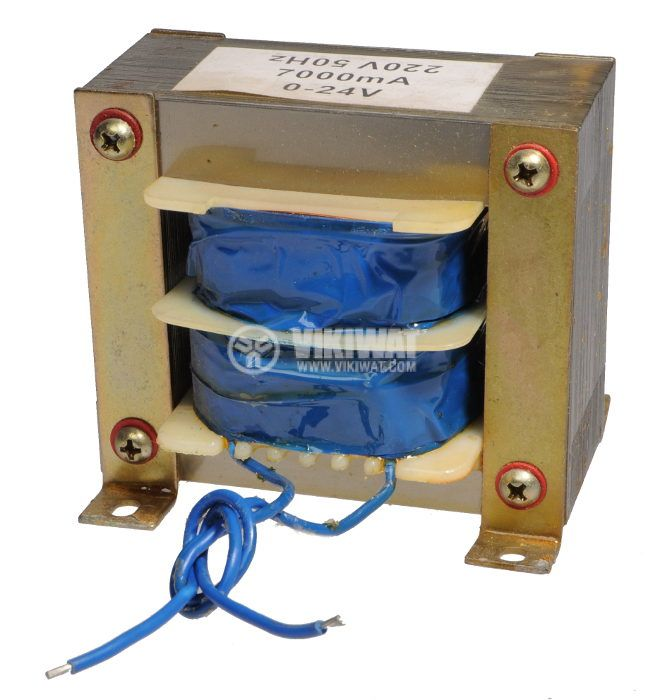 Shell Type Transformer 230/24 VAC, 160 VA - 1