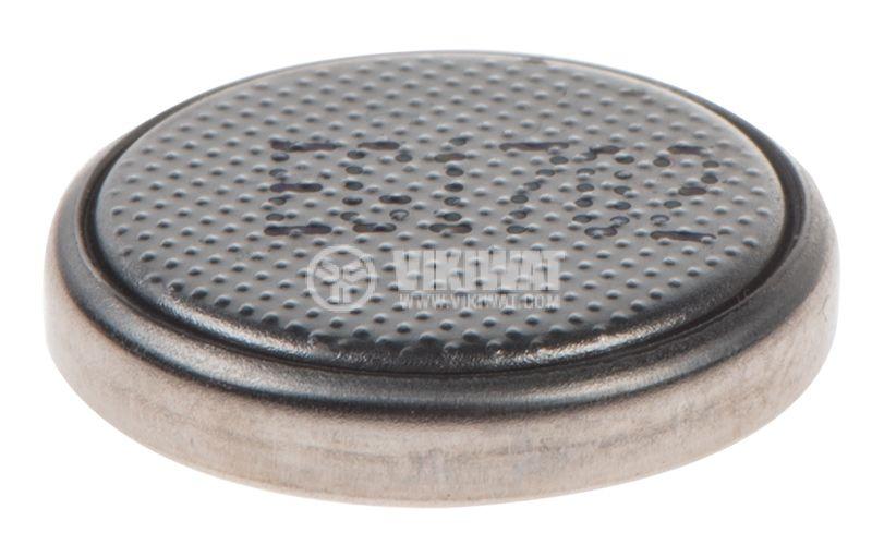 Плоска батерия CR1632, 3V, 120mAh - 2