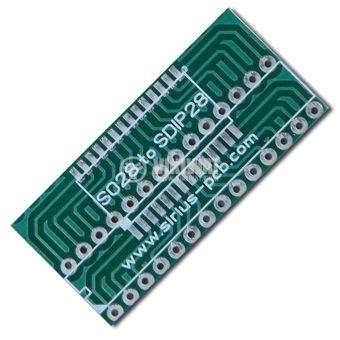 Circuit board SDIP28