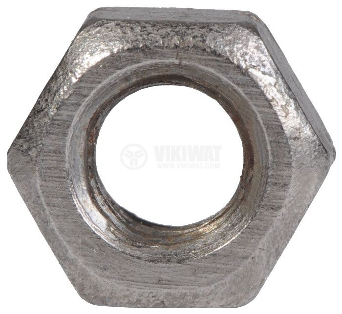 Hexagonal Nut, M6 - 1