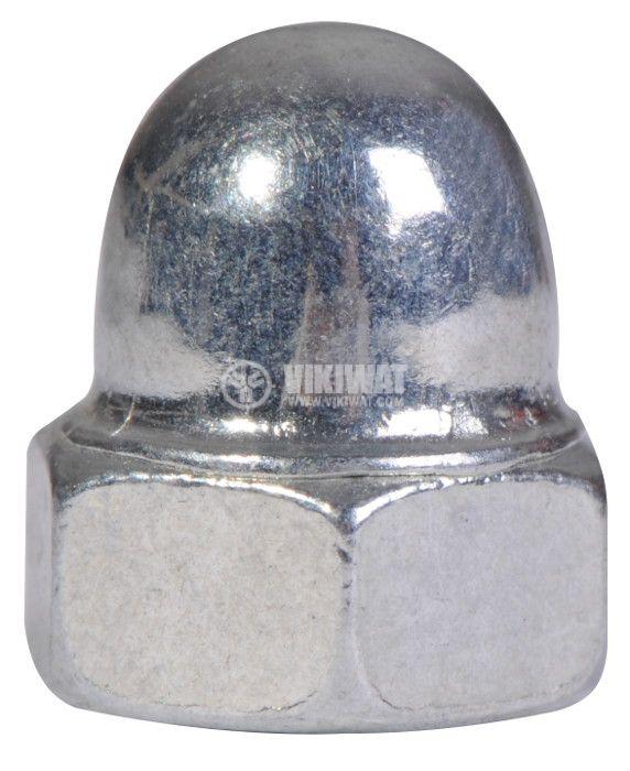 Acorn Nut, M8 - 1