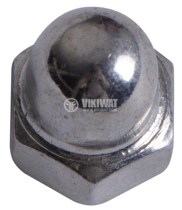 Acorn Nut, M10 - 2