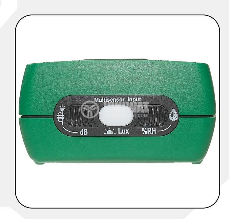 Ampere meter MS8209 - 4