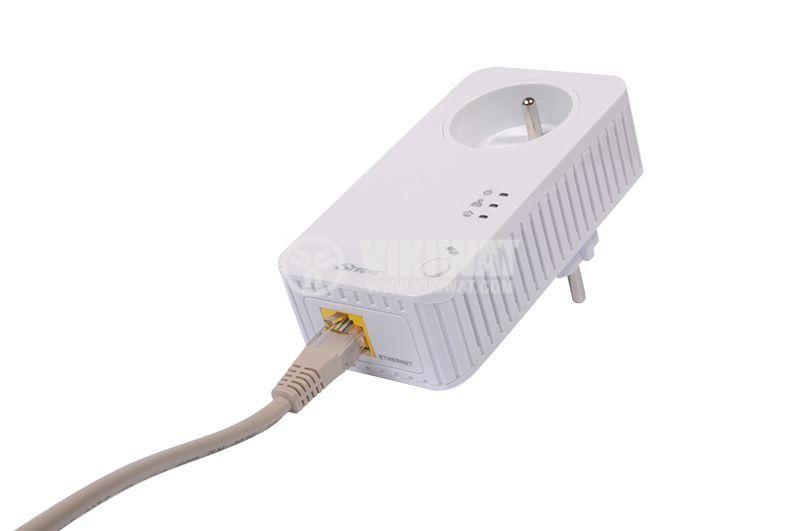 Комплект за мрежова връзка през електрическата мрежа 500Mbit/s, STRONG - 5