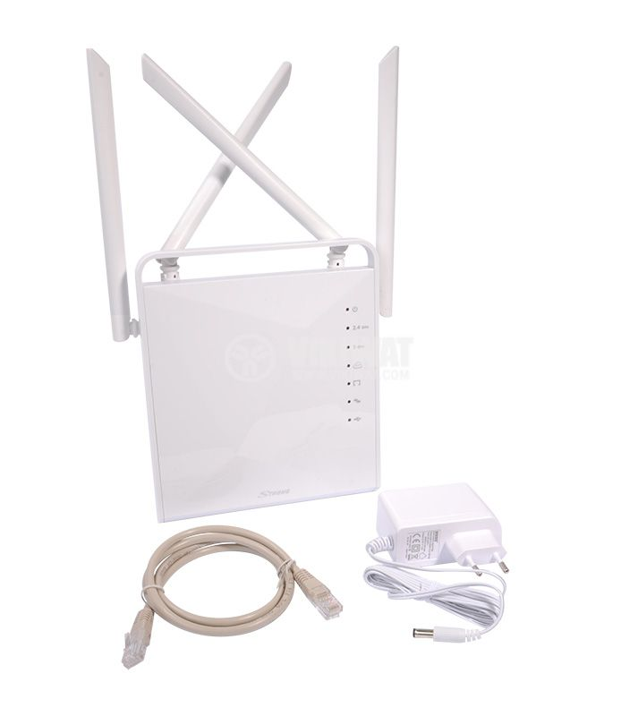 Dual band gigabit router 1200 Mbit / s STRONG - 4