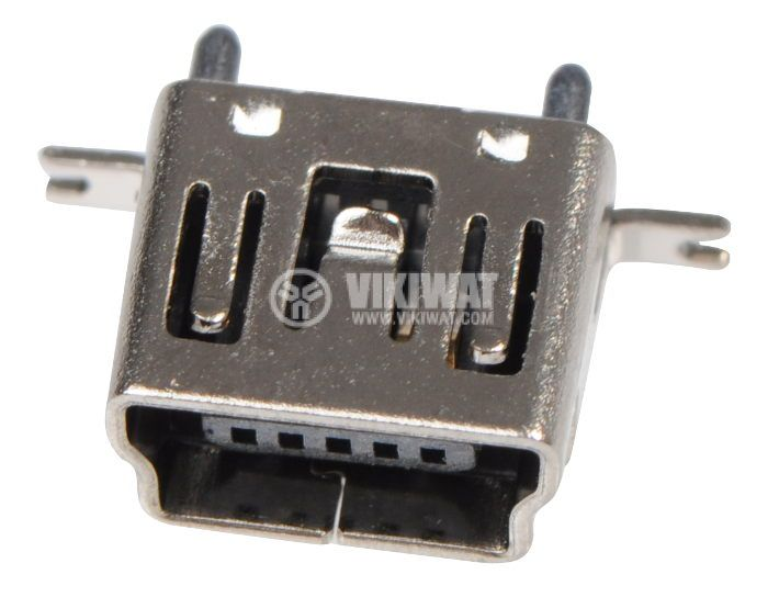 Connector USB B mini female - 1