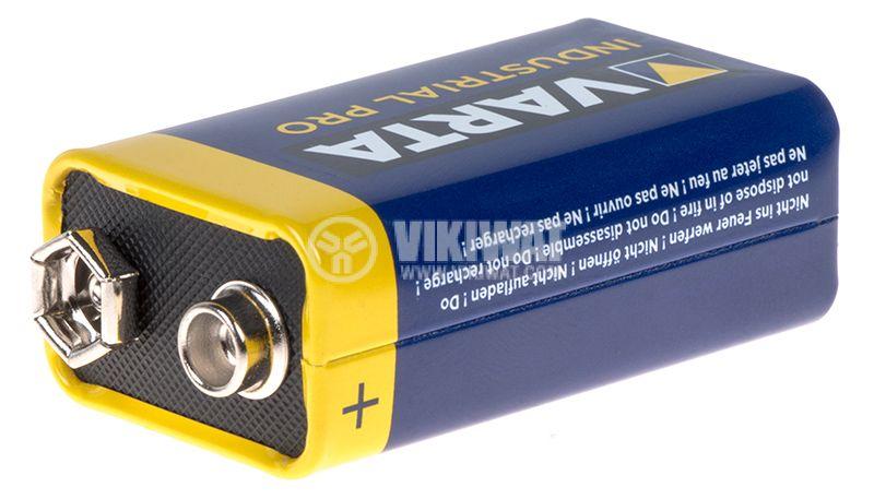 Battery VARTA 9VDC - 3