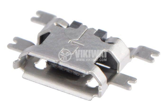 Connector USB B micro female - 1