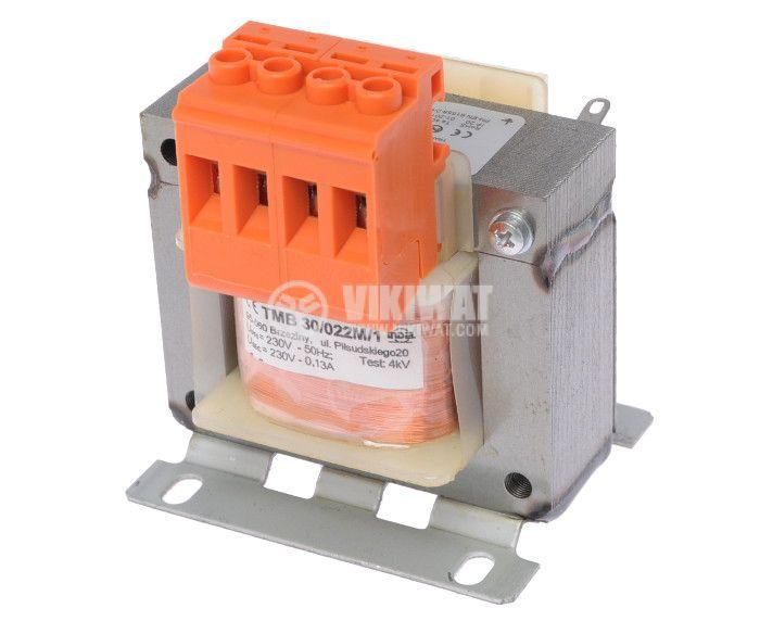 Transformer 230 / 230VAC, 30VA - 1