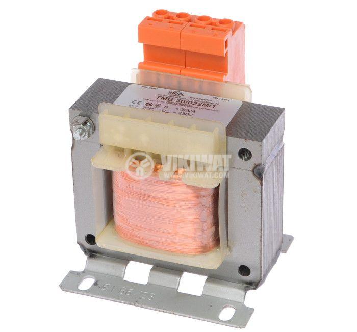 Transformer 230 / 230VAC, 30VA - 2
