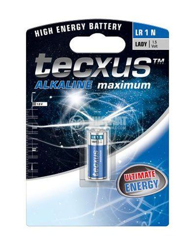 Батерия, TECXUS, LR1(N),  1.5V