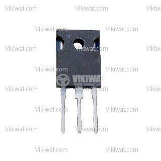 Транзистор 2SK955, MOS-N-FET, 800 V, 5 A, 125 W, 1.5 Ohm