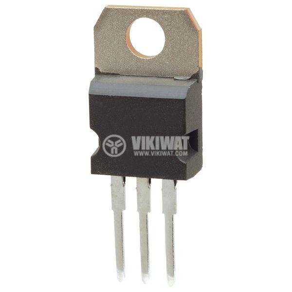 Транзистор 2SK1117 MOS-N-FET 600 V, 6 A, 100 W, 0.95 Ohm TO220AB