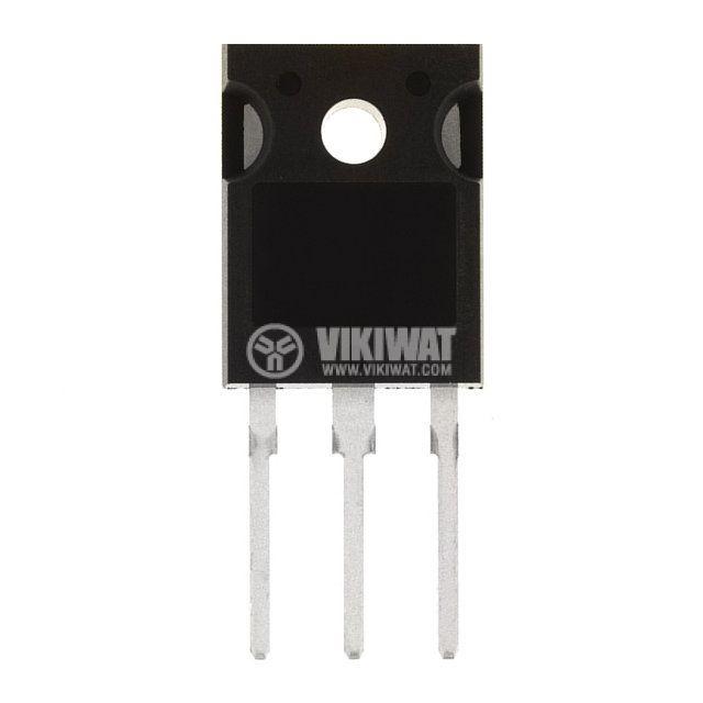 Транзистор IXDH30N120D1, N-IGBT+D, 1200 V, 60 A, 300 W, TO247AD