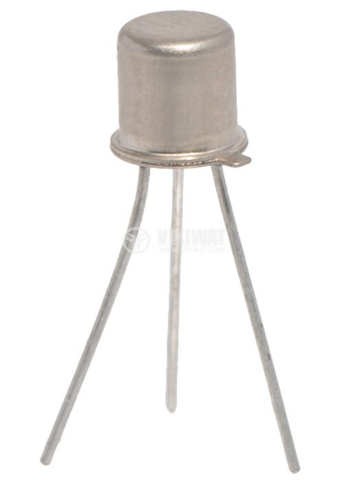 Tранзистор 2N2646, UJT, 30 V, 50 mA, 0.3 W