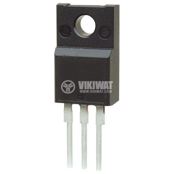 Транзистор 2SK2545, MOS-N-FET, 600 V, 6 A, 40 W, 0.9 Ohm