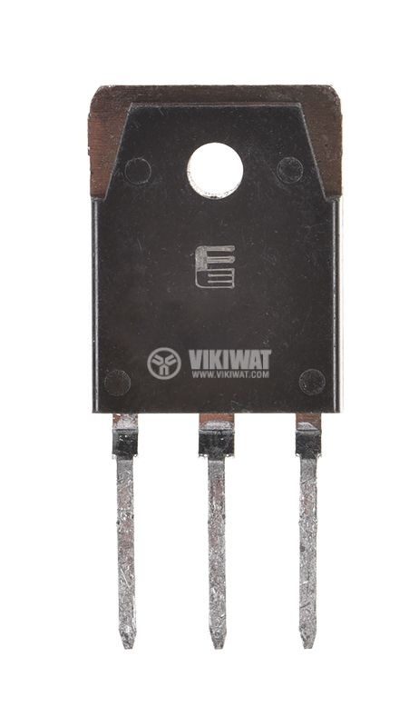 Транзистор 2SK724, MOS-N-FET, 500 V, 10 A, 100 W, 0.5 Ohm - 2